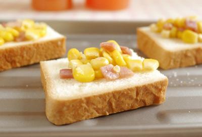 秋季润燥吃奶油玉米益肺宁心又开胃