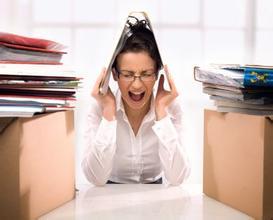上班族如何消除头晕脑胀?