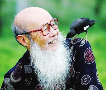 老人长寿关键在于健康心态