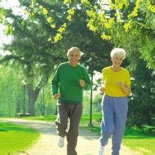 老年人保持健康的运动