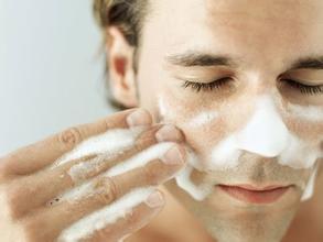 男性护肤基础护理
