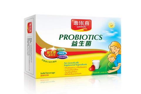 宝宝咳嗽,补点益生菌