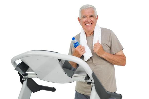 老人健步如何才有效