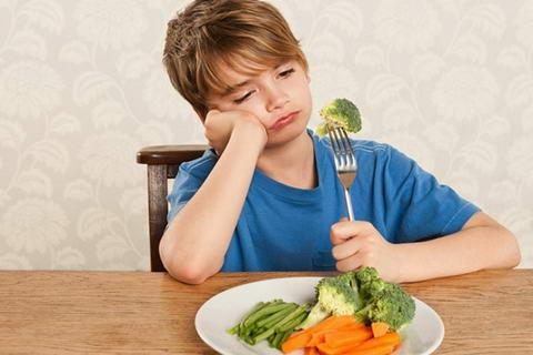 孩子挑食怎么办?