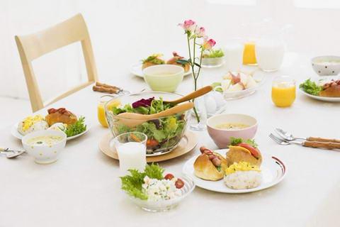 挑三减四的早餐
