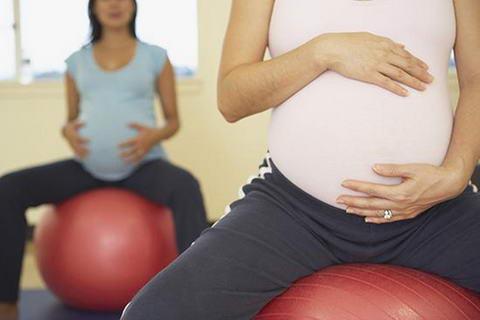 孕期最适合五类运动