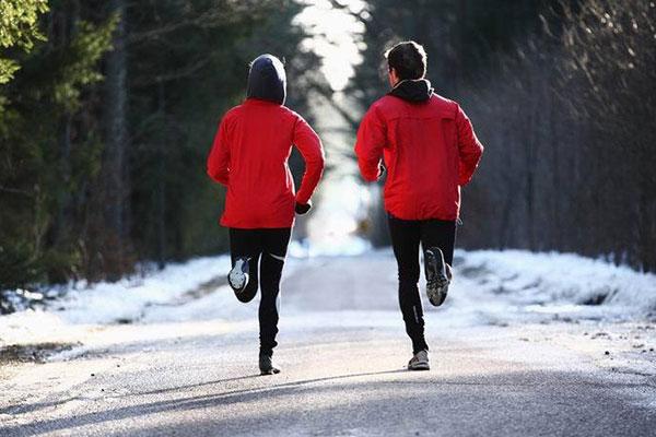 冬季健身的好处