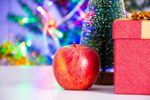 平安夜为什么要吃苹果?原来苹果有这么多好处