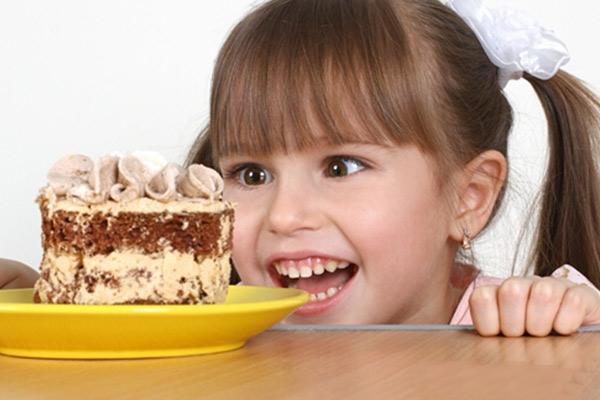 孩子感冒别吃太多甜食
