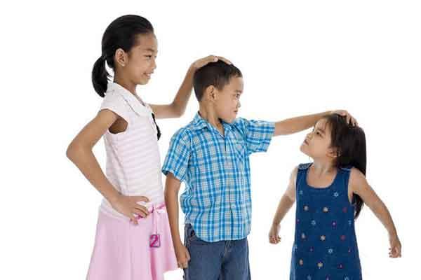 如何让孩子长个子?四件事从小做起