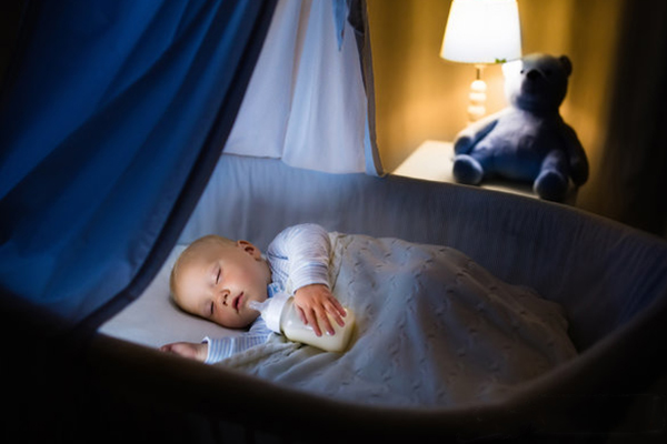 宝宝哄睡时间长?那是你没做对