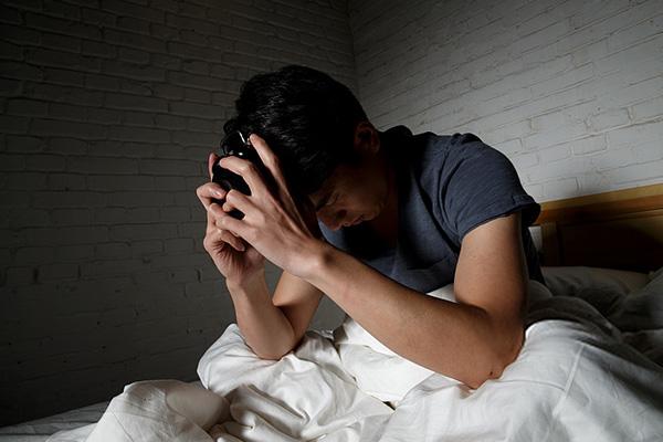 失眠原因无非这两个,缓解失眠,这3招或许有用!