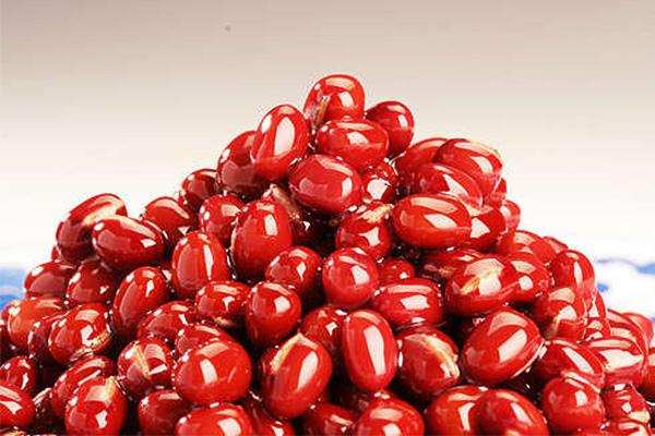 红豆的好处 吃这种谷类让你的小腹变平坦