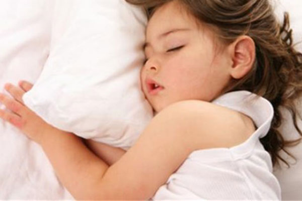 孩子睡眠不够肥胖概率高58%