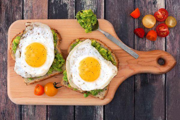 每天早餐吃两个鸡蛋就能瘦下来