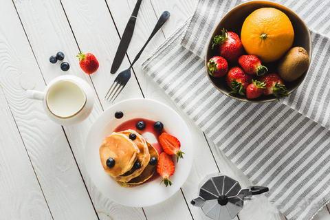 吃早饭对减肥有多大用处?你看看就知道